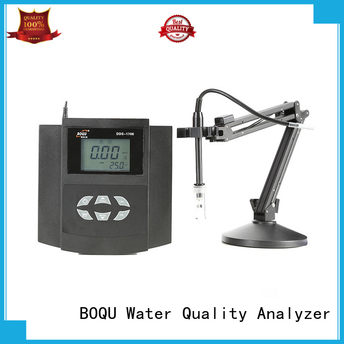 reliable benchtop conductivity meter series for metallurgy