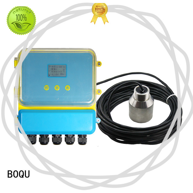 sludge interface meter manufacturer for reservoir silt BOQU