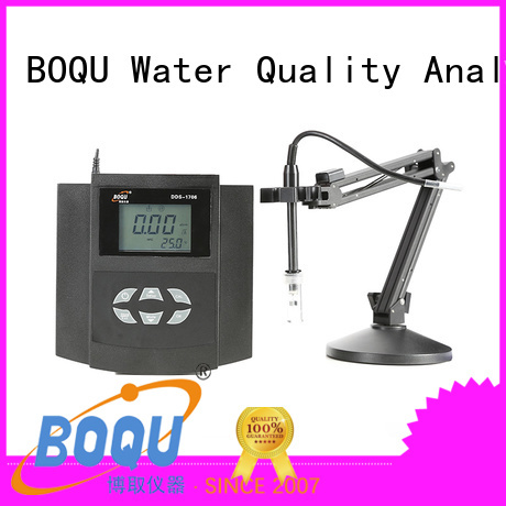 BOQU conductivity benchtop conductivity meter wholesale for thermal power plants