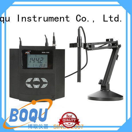 BOQU portable laboratory dissolved oxygen meter supplier for environmental protection sewage
