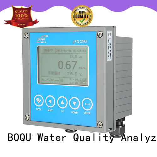 BOQU efficient water hardness meter wholesale for industrial waste water