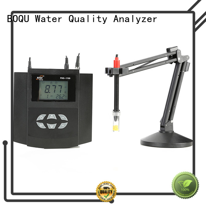 intelligent benchtop ph meter orp series for environmental protection