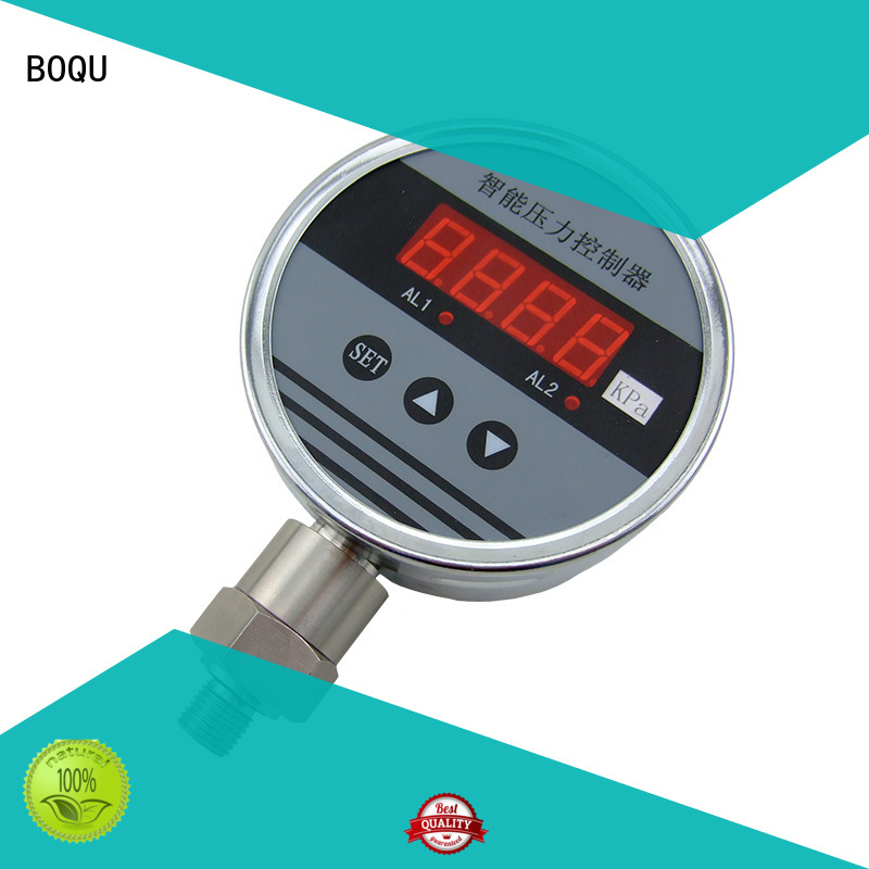 easy debugging digital pressure gauge from China for hydroelectricity