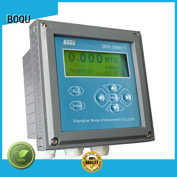 BOQU turbidity analyzer with good price for sewage plant