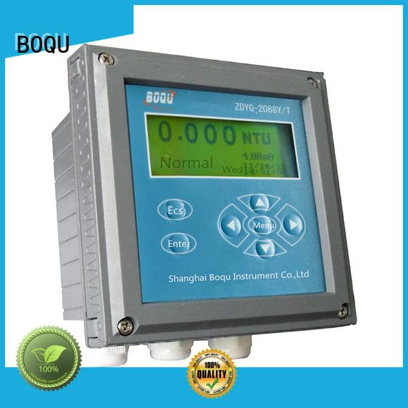 BOQU turbidity analyzer with good price for sewage plant