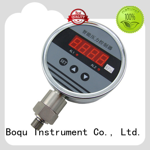 BOQU reliable digital pressure gauge directly sale for hydroelectricity