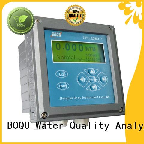 BOQU online turbidity meter series for farming