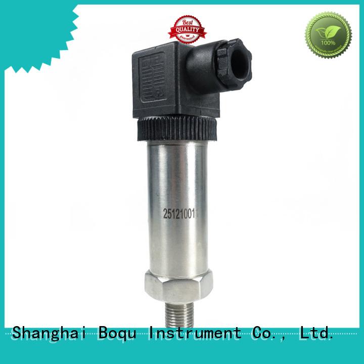 BOQU pressure pressure sensor supplier for liquids