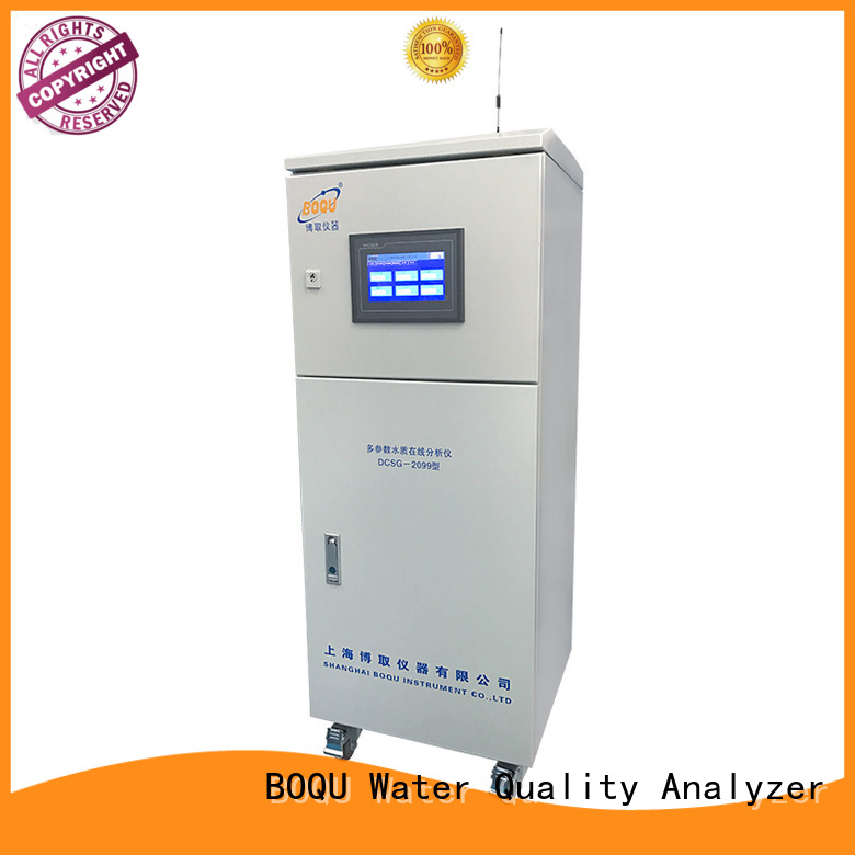 efficient water quality meter manufacturer for industrial rivers