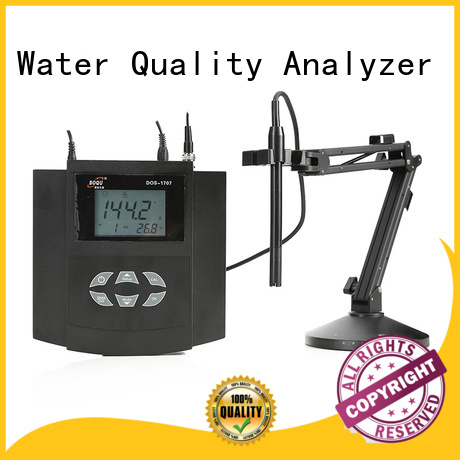 durable laboratory dissolved oxygen meter supplier for condensate water,