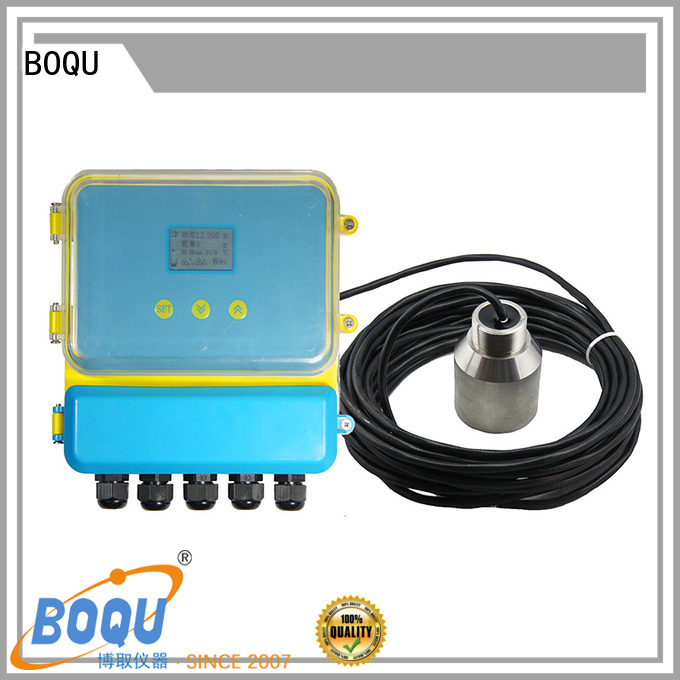 easy to install sludge interface meter manufacturer for sewage treatment