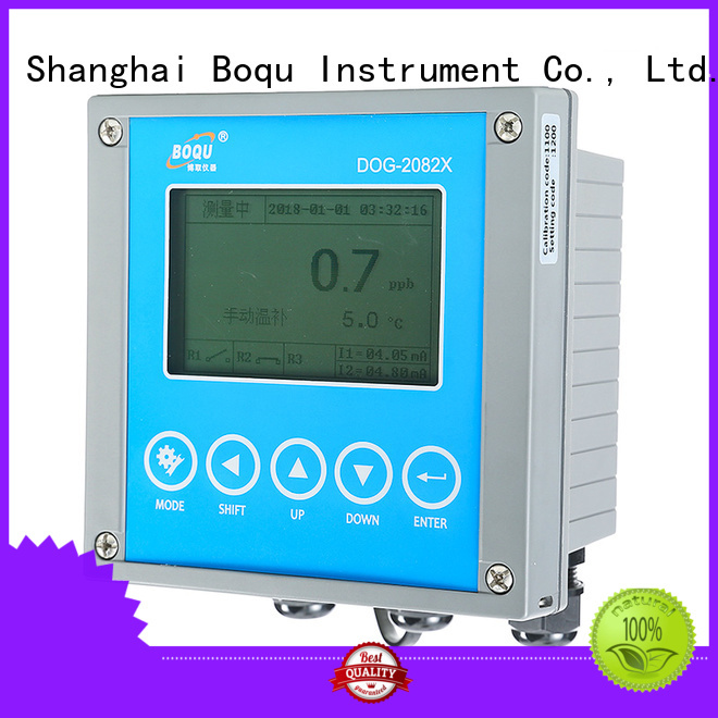 multifunctional dissolved oxygen meter factory direct supply for fish hatcheries