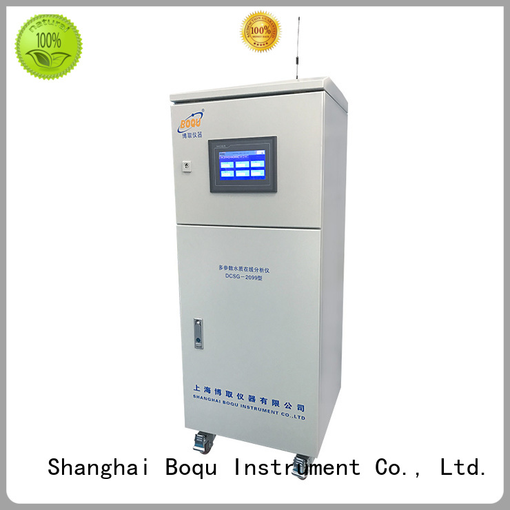 BOQU multiparameter water quality meter series for water quality analysis