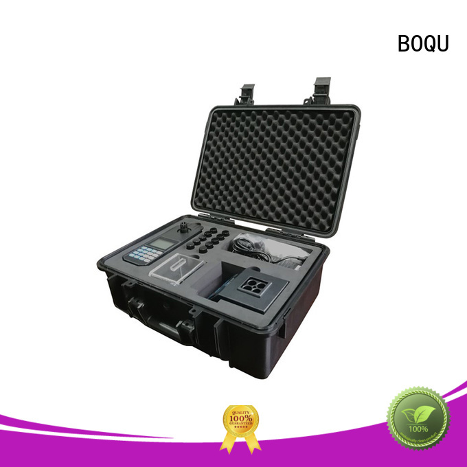 BOQU top portable ammonia analyzer for business for surface water