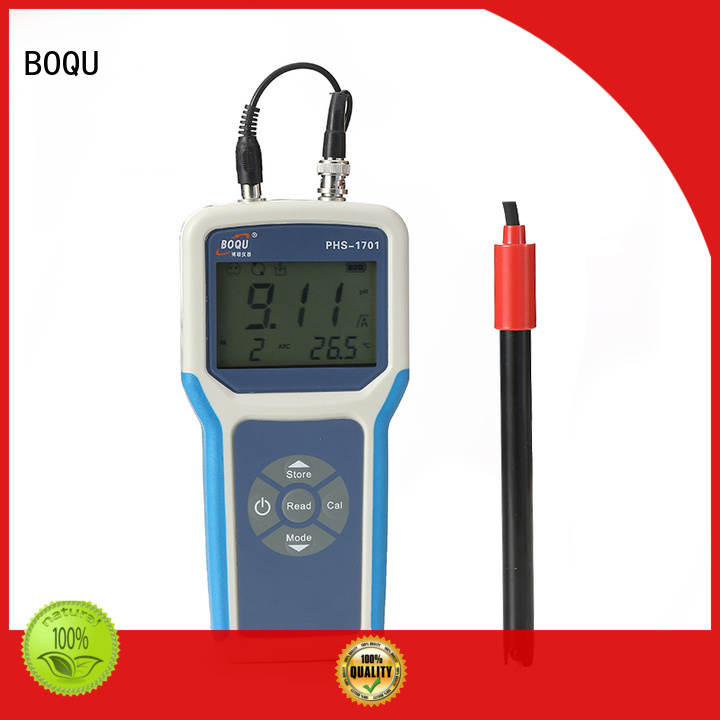 BOQU reliable portable ph meter wholesale for environmental monitoring