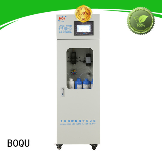 BOQU bod analyzer manufacturer for industrial wastewater