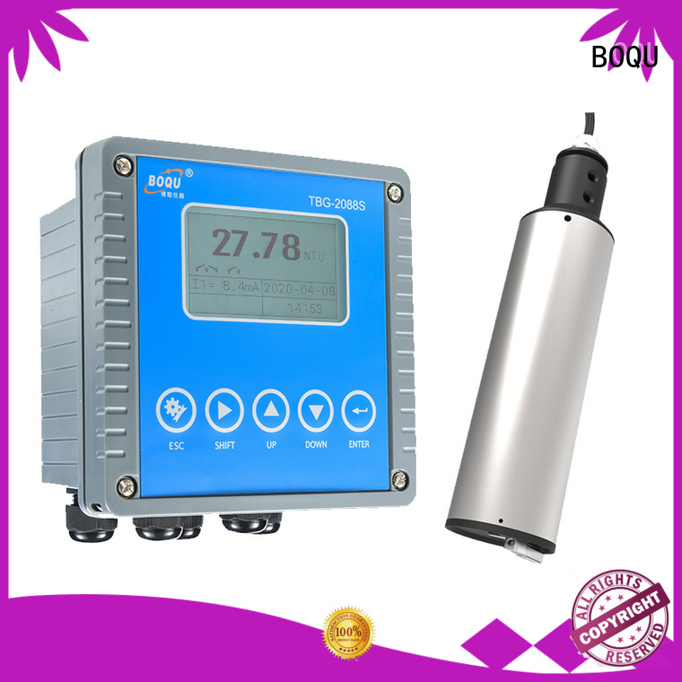 BOQU cost-effective online turbidity meter directly sale for farming