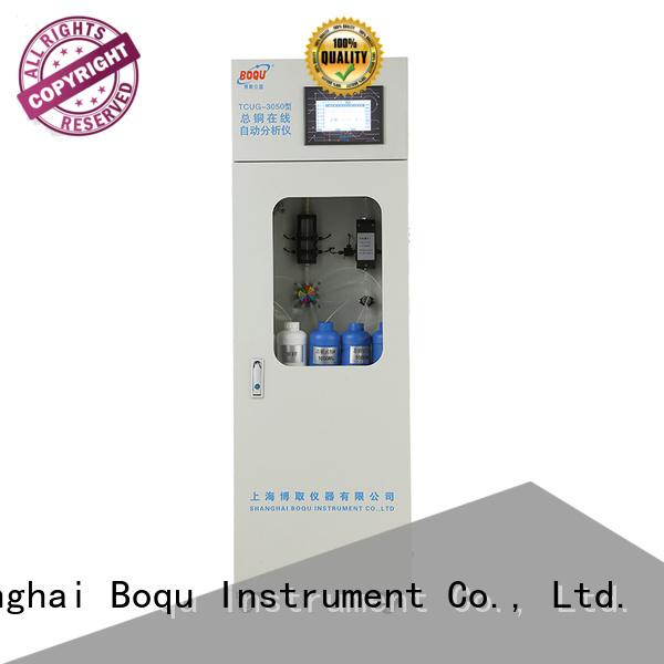 BOQU cod analyzer supplier for industrial wastewater