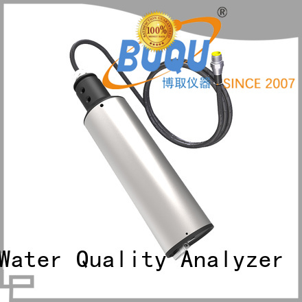 BOQU self-cleaning turbidity sensor series for industrial water