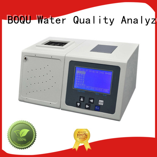 BOQU safe cod analyzer factory for monitoring water pollution