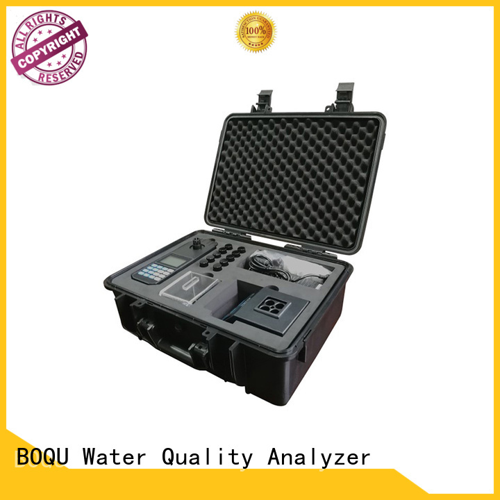 BOQU best portable ammonia analyzer company for industrial wastewater treatment