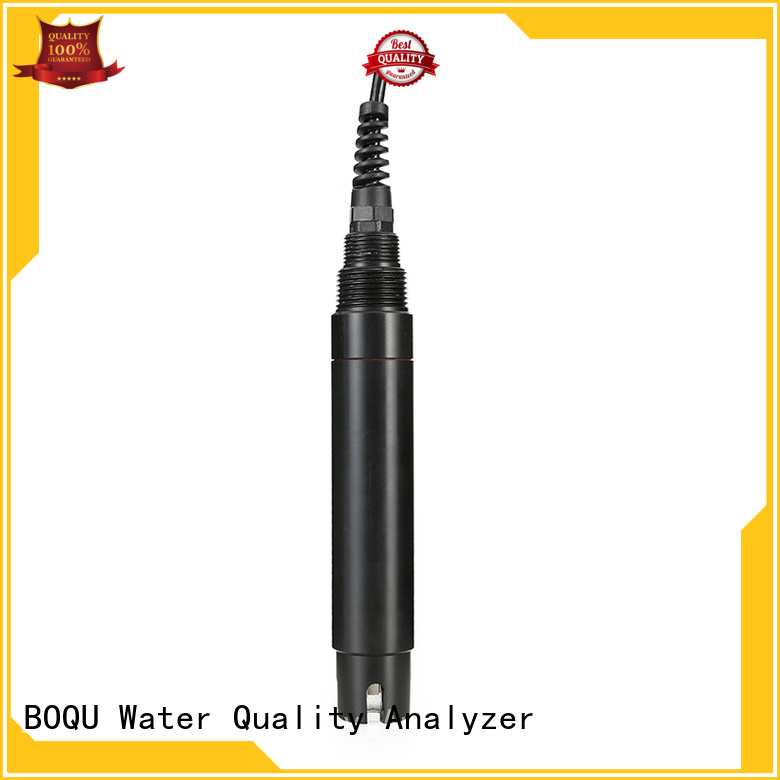 BOQU long life conductivity sensor from China for food & beverage