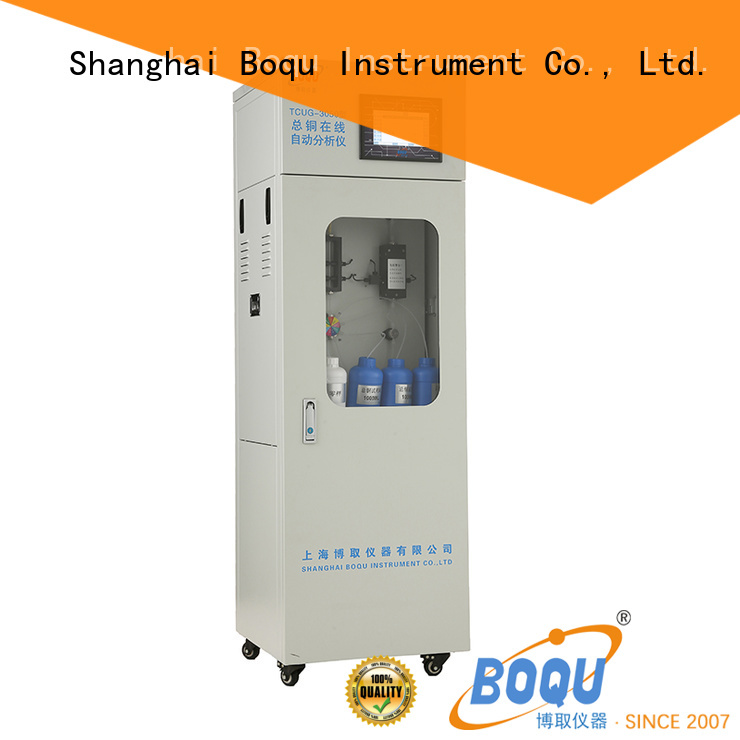 BOQU advanced cod analyser factory direct supply for surface water