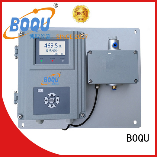 BOQU online color meter manufacturers biochemical engineering