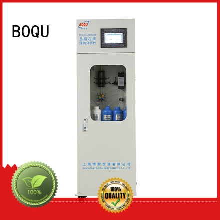 intelligent cod analyser series for industrial wastewater treatment