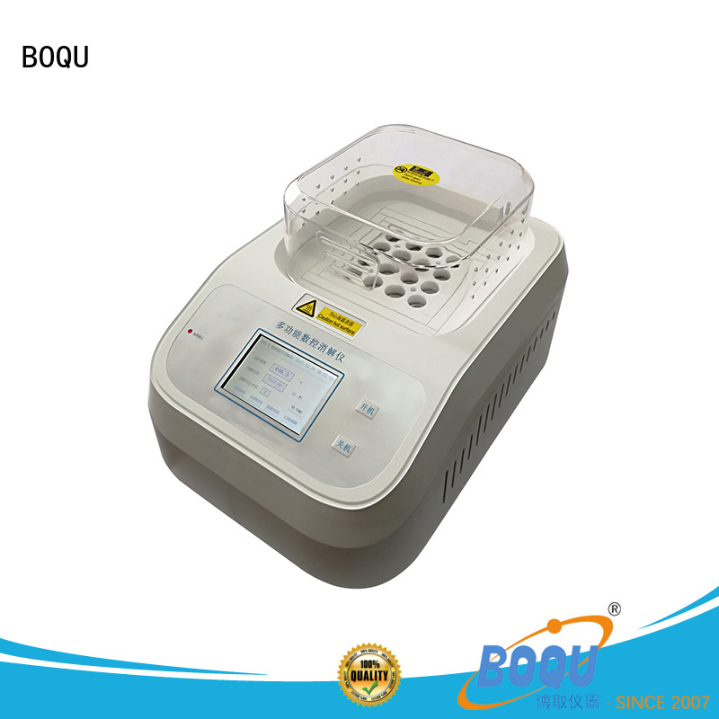 BOQU excellent cod analyzer directly sale for monitoring water pollution