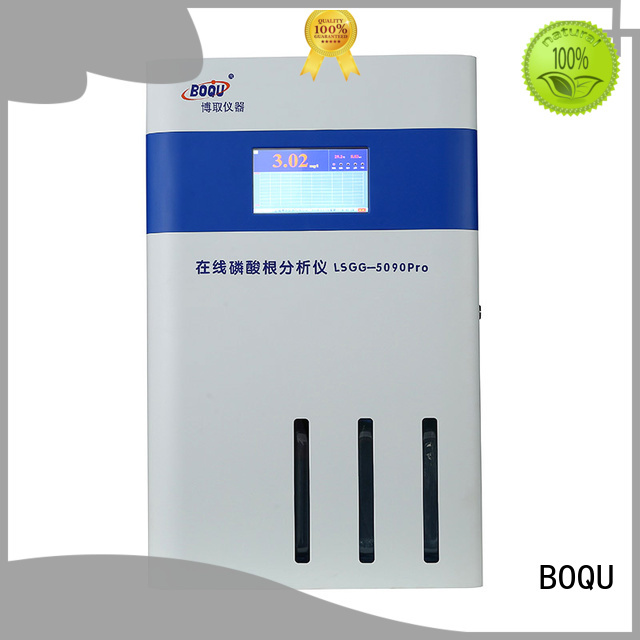 BOQU reliable online phosphate analyzer wholesale for municipal wastewater effluents