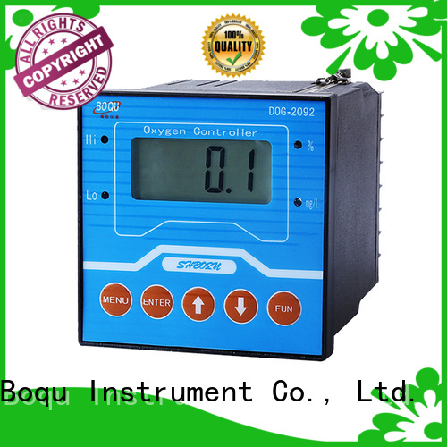 BOQU dissolved oxygen analyzer supplier for fish hatcheries