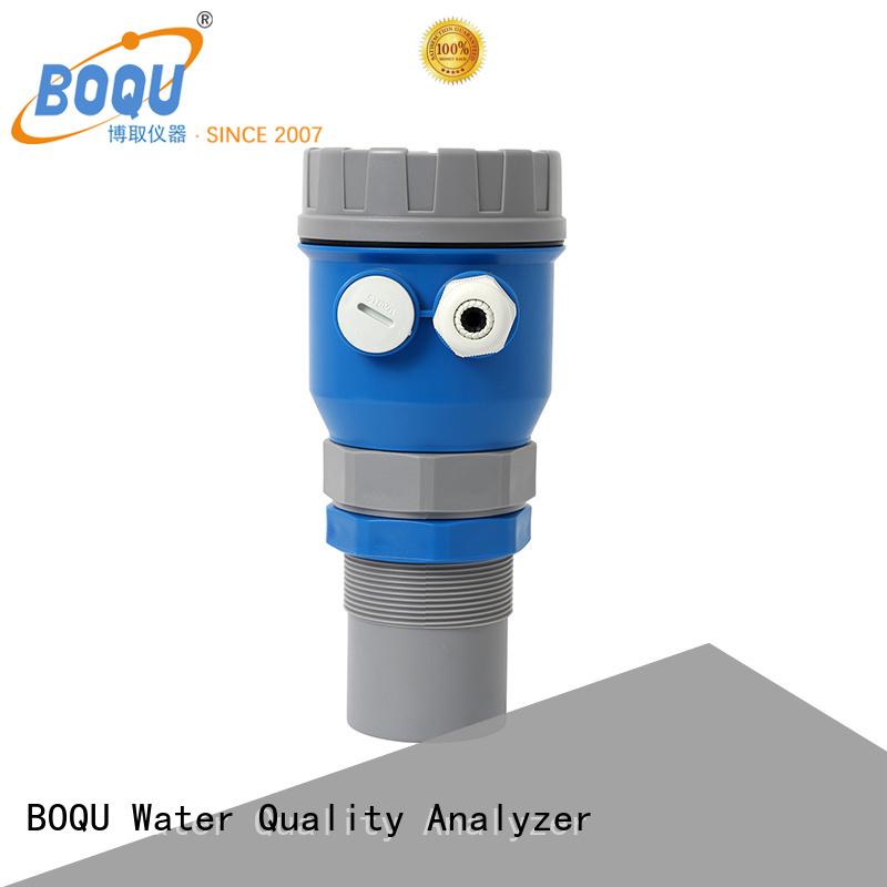 BOQU ultrasonic level sensor from China for petroleum