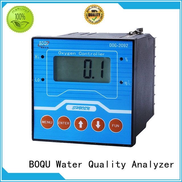 BOQU stable online dissolved oxygen meter for fermentation