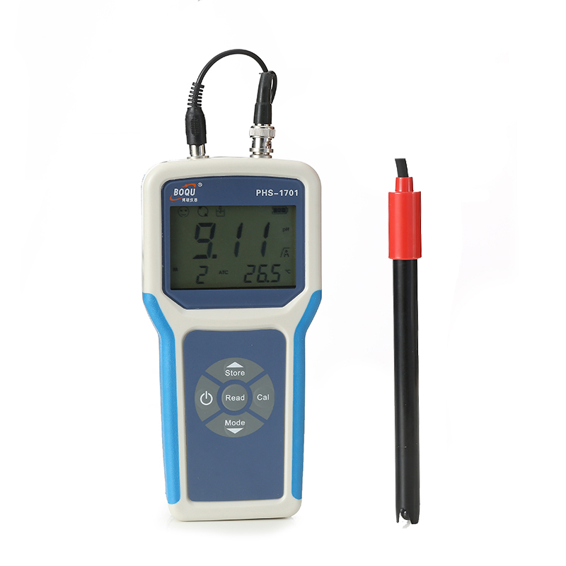 Portable pH/ORP Meter PHS-1701