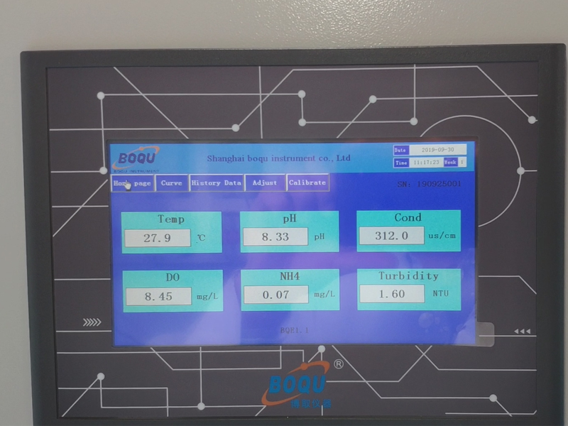 DCSG-2099 Multiparameter water quality meter