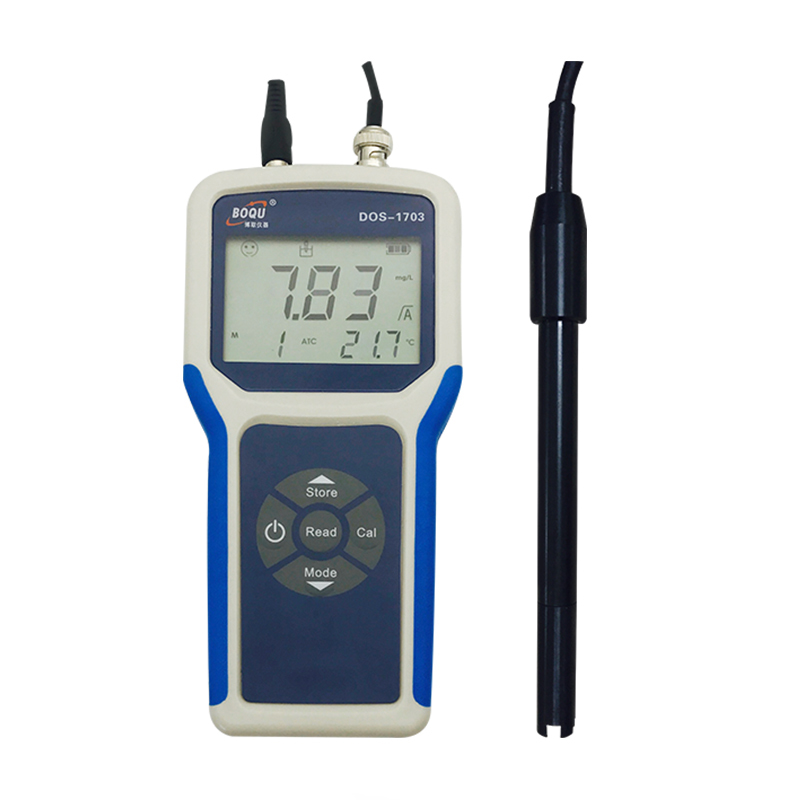 Portable Dissolved Oxygen Meter DOS-1703