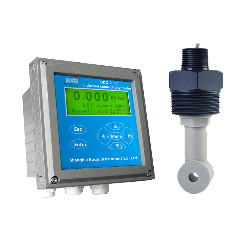 DDG-2080C inductive conductivity meter