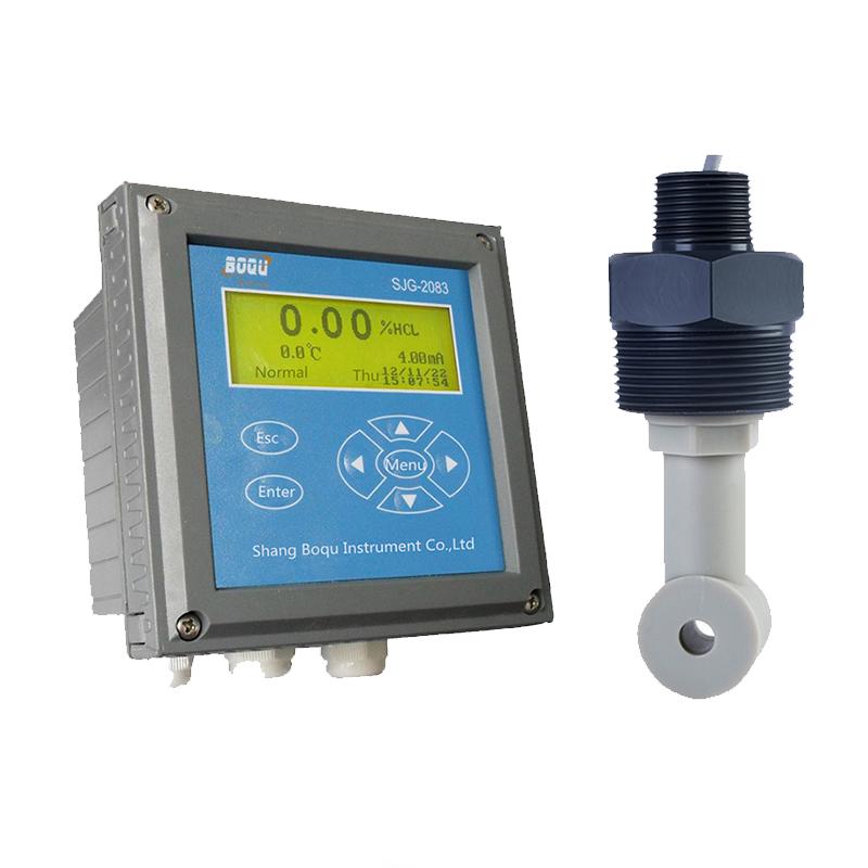 SJG-2083C Acid and Alkali Concentration Meter
