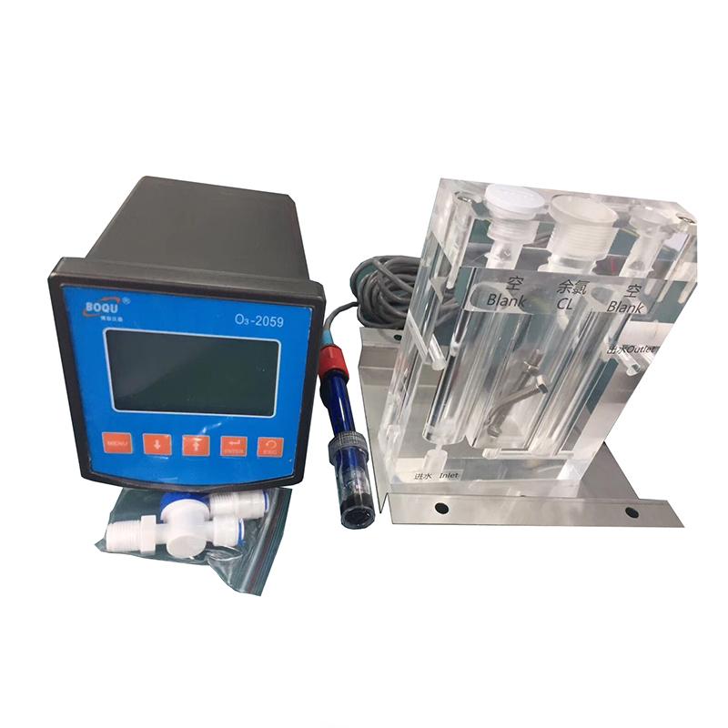 Industrial Dissolved Ozone Analyzer O3-2059