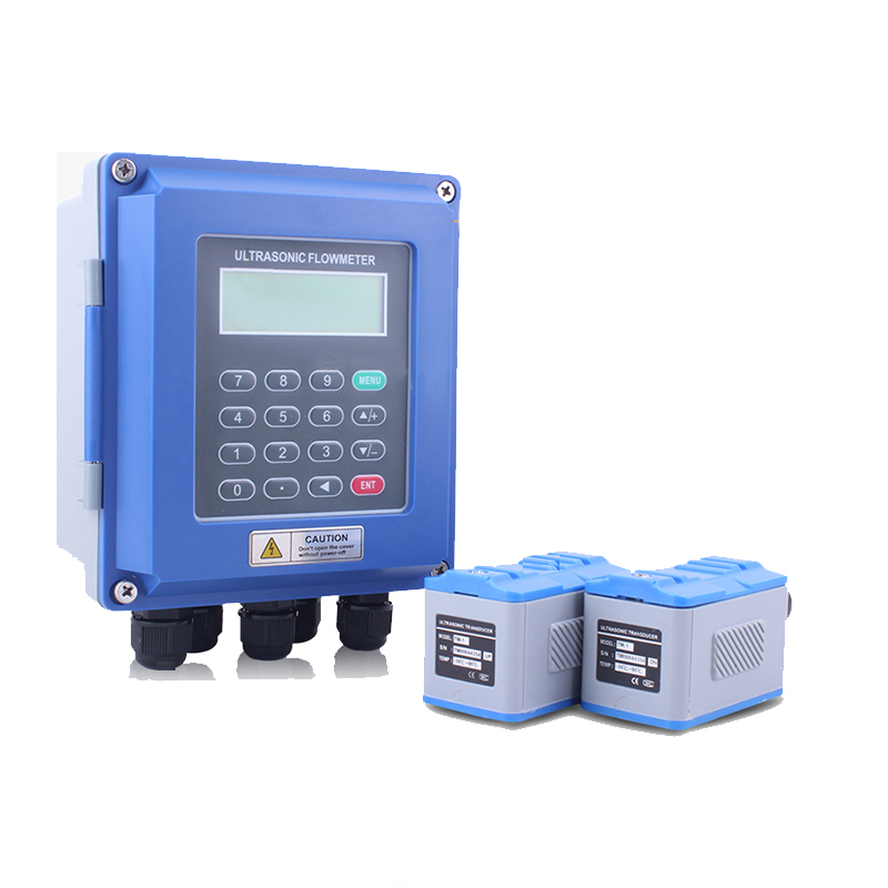 BQ-ULF-100W Wall Mounted Ultrasonic Flow Meter