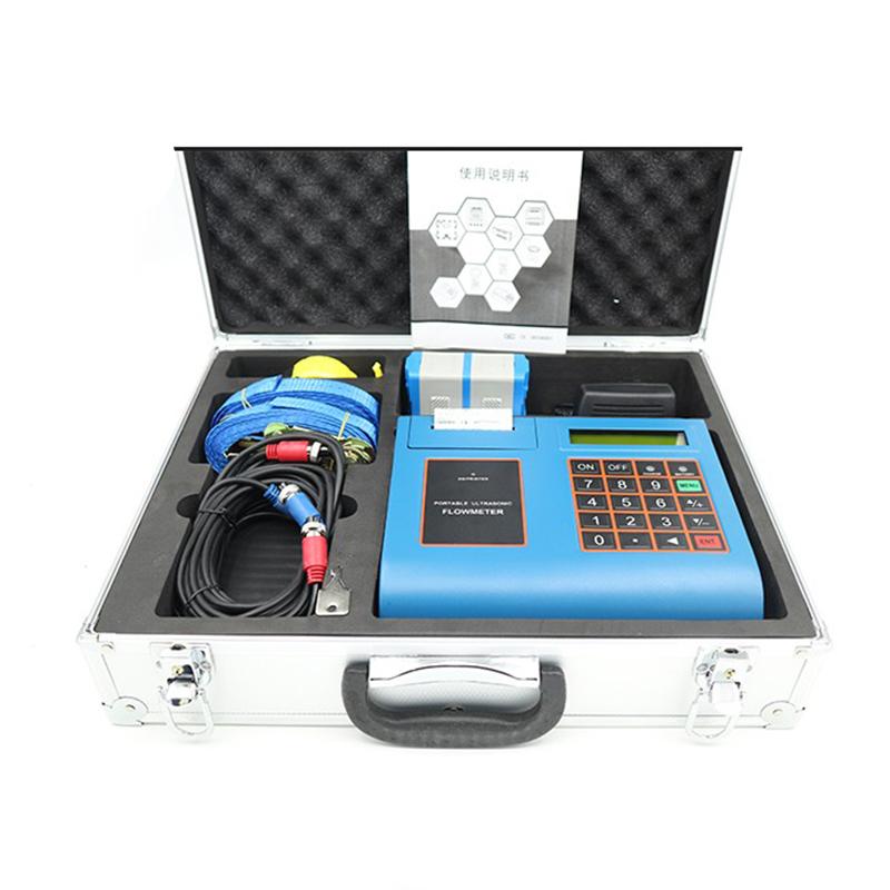 BQ-ULF-100P Portable Ultrasonic Flow Meter