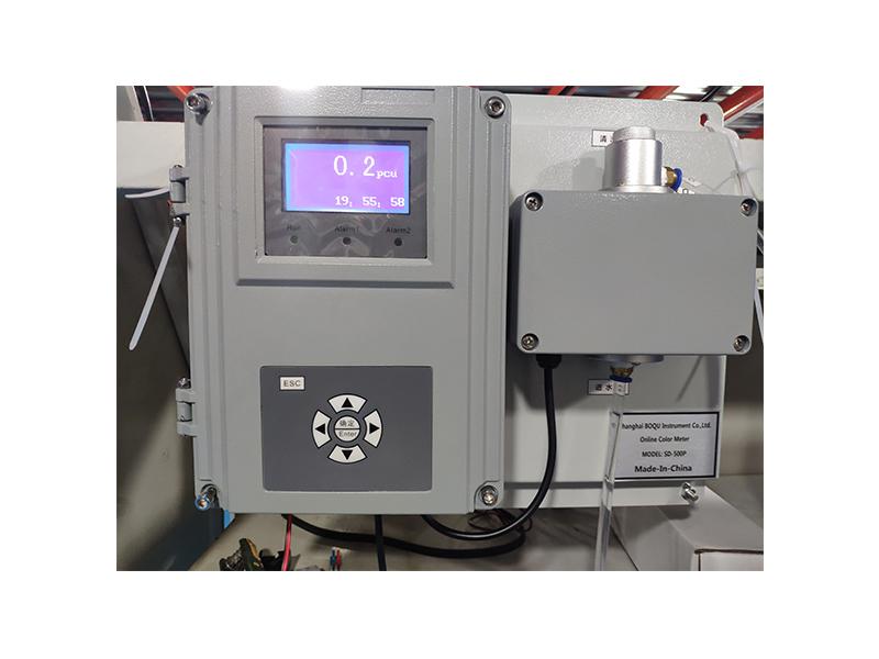 SD-500P Online Color Analyzer