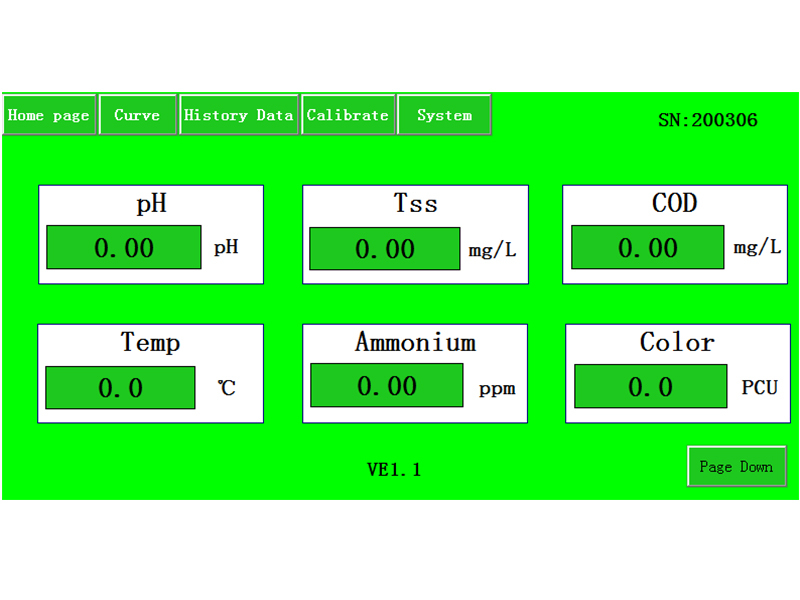 MPG-6099 Multi Parameter Water Quality Meter