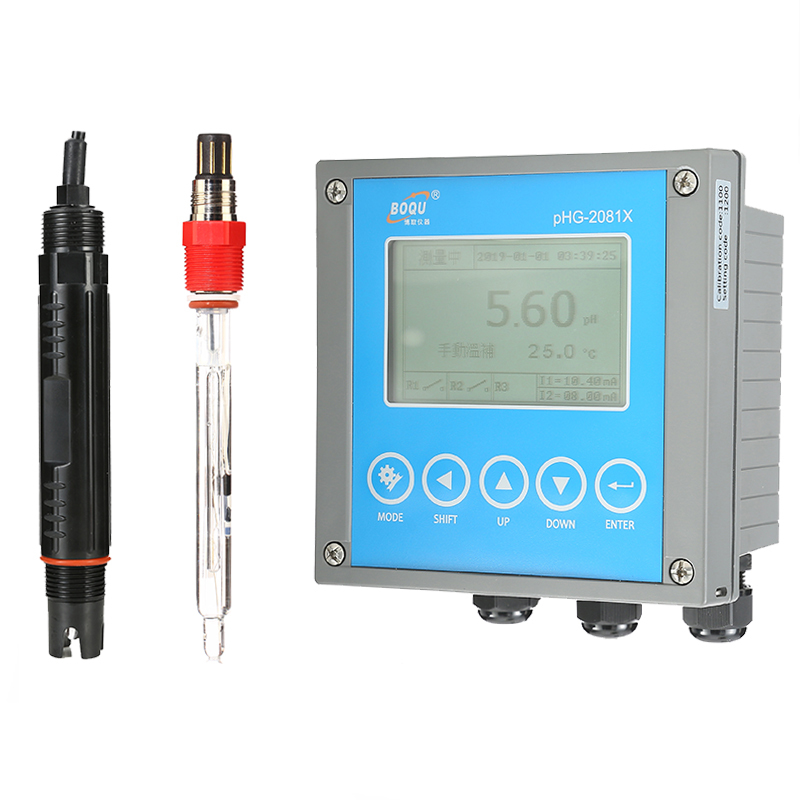 Industrial pH/ORP Meter PHG-2081X