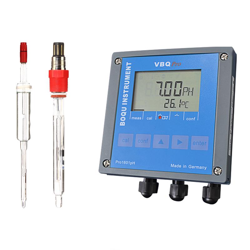 Industrial pH/ORP Meter VBQ Pro1601pH