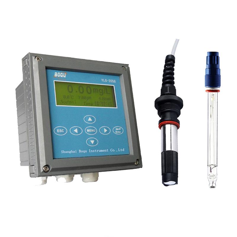 Industrial Residual Chlorine Analyzer YLG-2058