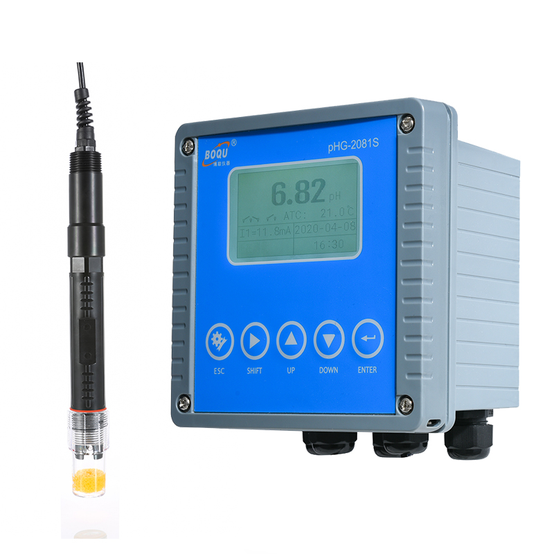 PHG-2081S Digital pH ORP Meter