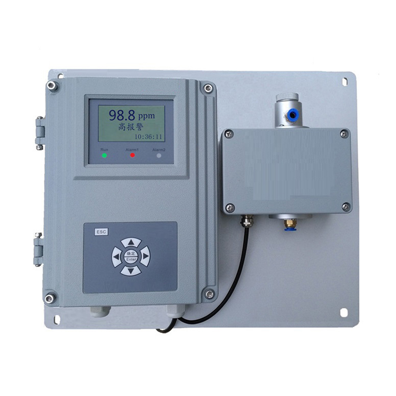OIW-300P Online Oil-in-Water Analyzer