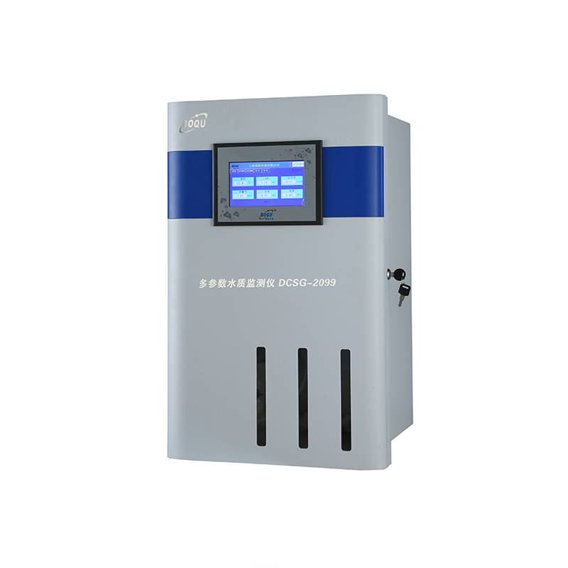 DCSG-2099 Wall Mounted Multiparameter Water Quality Analyzer